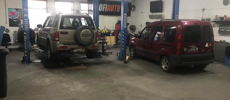 Kompletny servis vozidiel