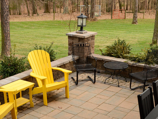 2 Paver Patio Design Ideas Perfect for Entertaining in Vance County and Person County, NC