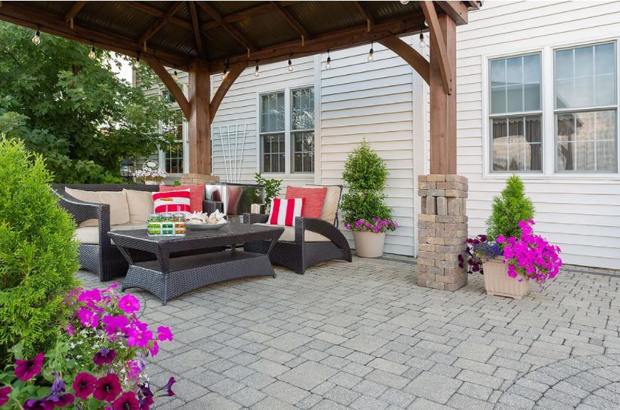 Paver Patio Ideas: 5 Ways to Improve Your Outdoor Living in Saunderstown, R