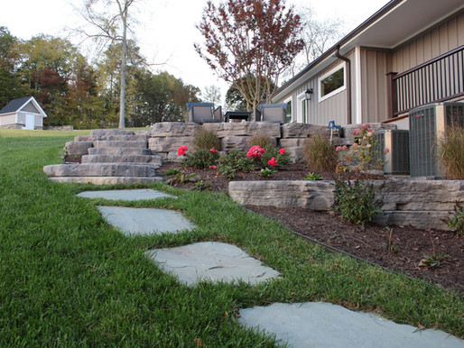 Why You Should Add a Drainage System to a Paver Patio Project in Pittsylvania County, VA