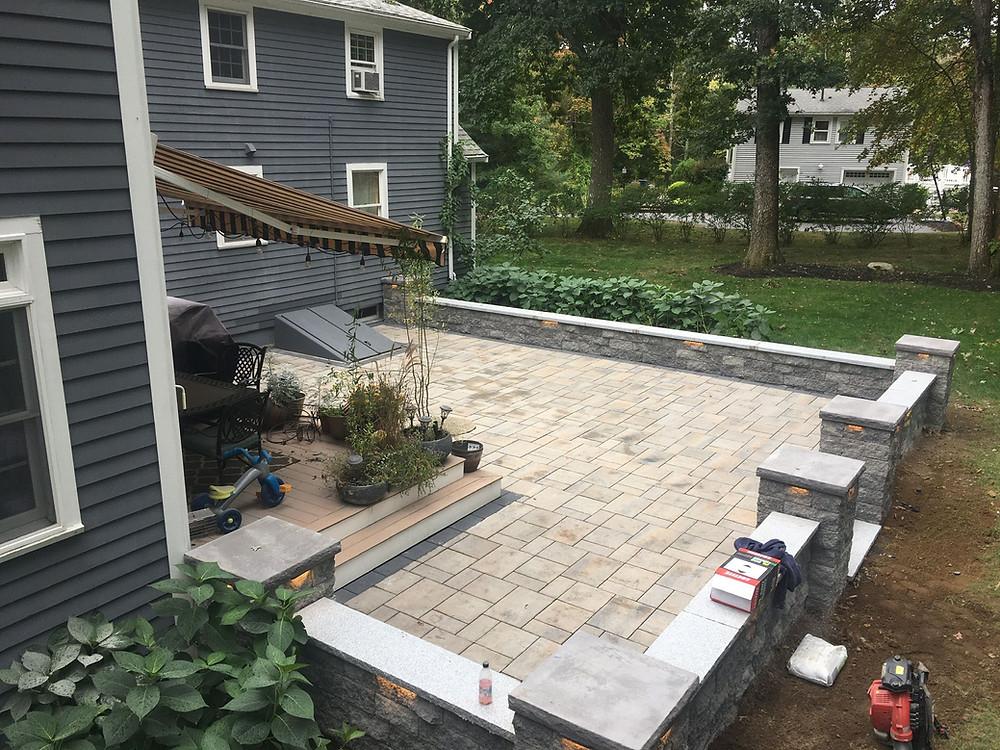 5 Masonry Design Ideas to Incorporate in a Paver Patio Project in Lexington, MA