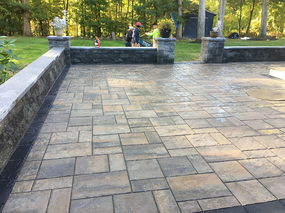 Why Add a Paver Patio to a Home in the Wenham and Topsfield, MA Area?