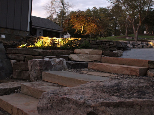 6 Landscape Design Essentials for a Complete Outdoor Living Area in Person County, NC