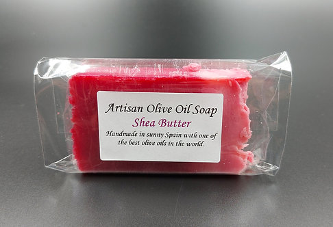 Artisan Olive Oil Soap-Shea Butter