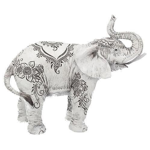 Henna Elephant 22cm