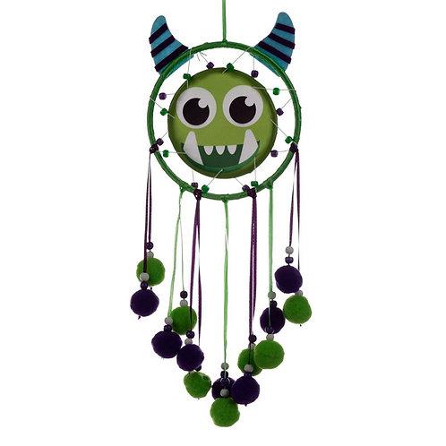 Green Monstarz Monster Dreamcatcher