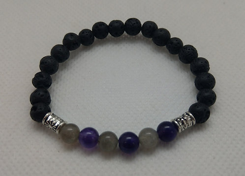 Children's Birthstone Bracelets-Sagittarius