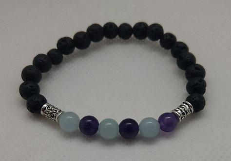 Children's Birthstone Bracelets-Aries