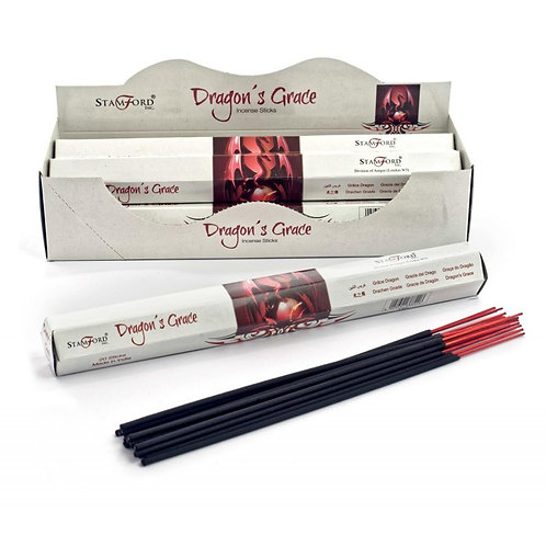 Stamford Hex Dragon's Grace Incense Sticks