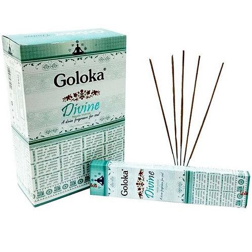 Goloka Divine Incense Sticks 15 g