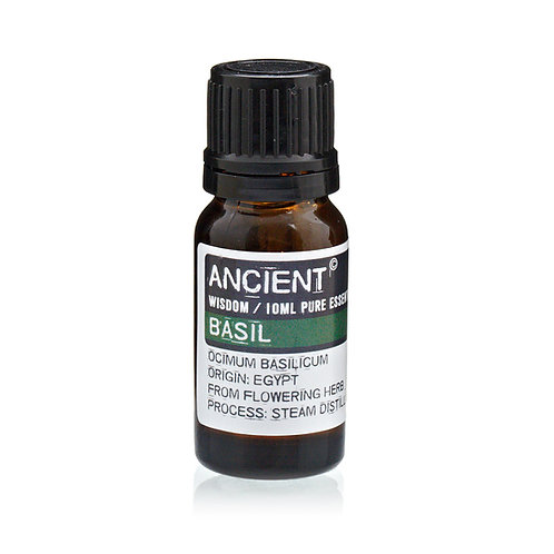 Basil Essential Oil 10 ml