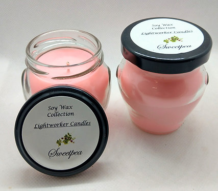 Sweetpea Soy Candle