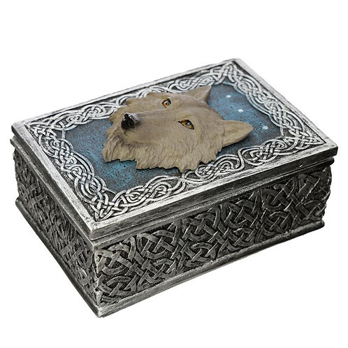 Protector of the North Trinket Box