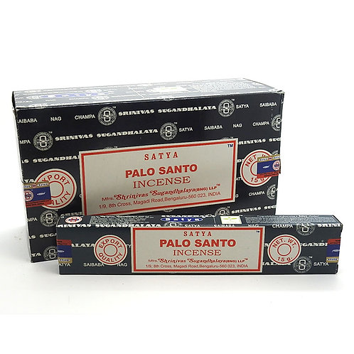 Satya Palo Santo Incense Sticks 15g