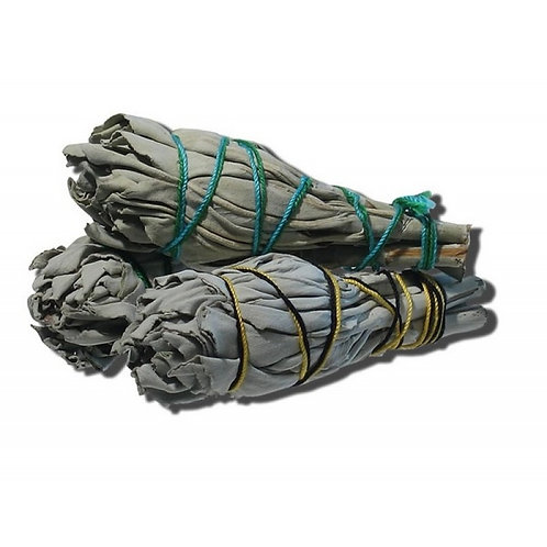 Californian White Sage Smudge Stick 4 inch Discount Bundle
