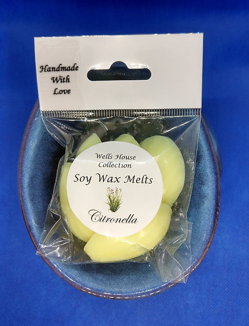 Wax Melts-Citronella