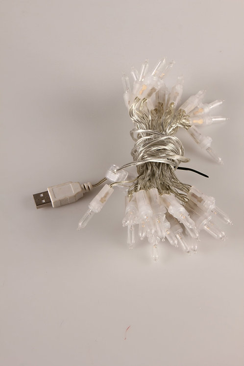 35 String LED USB Cable