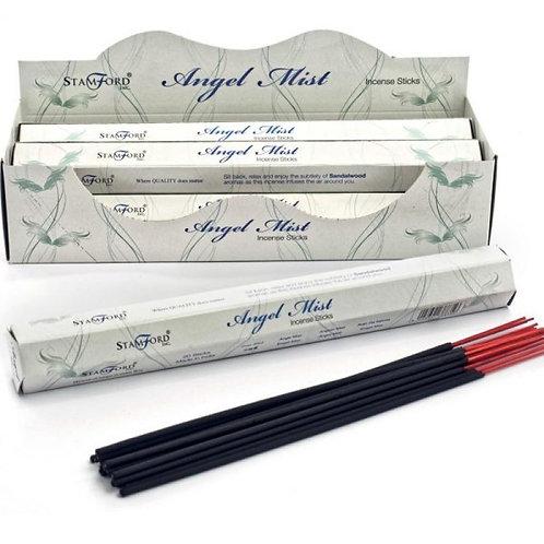 Stamford Hex Angel Mist Incense Sticks