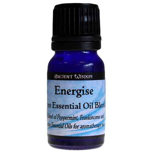 Energise Essential Oil Blend 10 ml