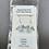 Thumbnail: Silver Plated Aquamarine Angel Wing Earrings
