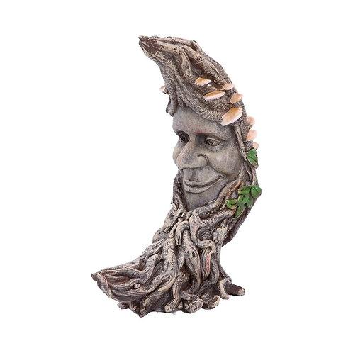 Luna Oak Tree Spirit Moon Ornament