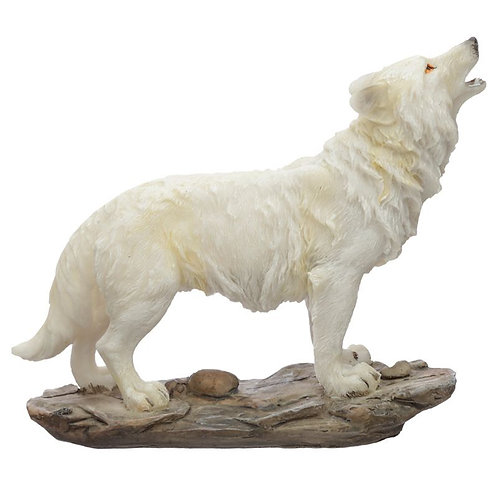 Protector of the North Spirit of the Night Wolf