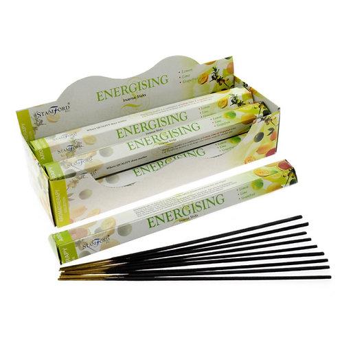 Stamford Hex Energising Incense Sticks