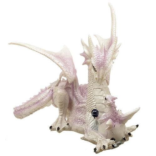 Winter Warrior Dragon - Mother's Bond
