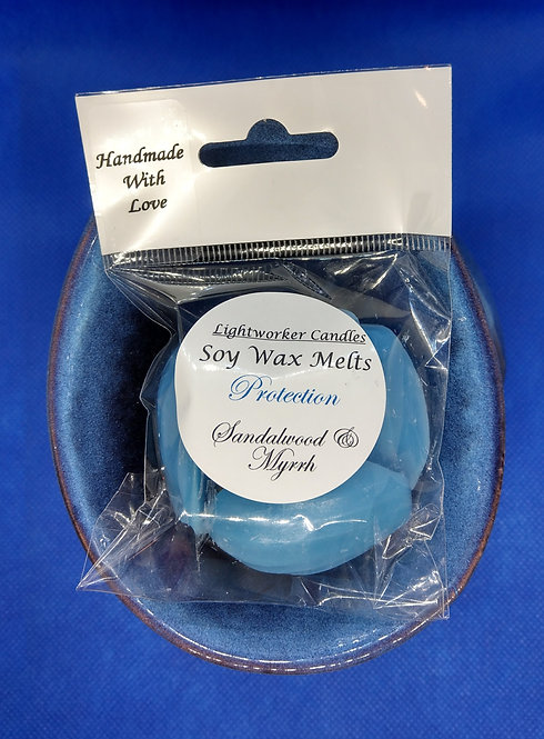 Soy Wax Melts-Protection