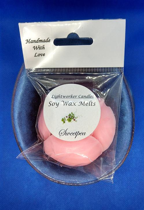 Soy Wax Melts-Sweetpea