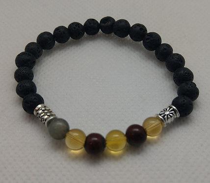 Children's Birthstone Bracelets-Libra