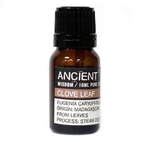 Clove Leaf Essential Oil 10 ml