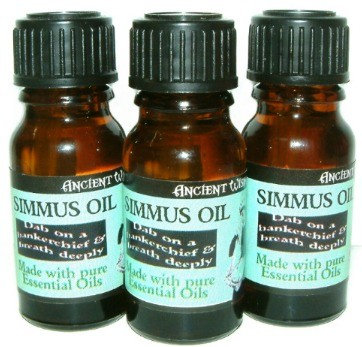 Simmus Essential Oil 10 ml