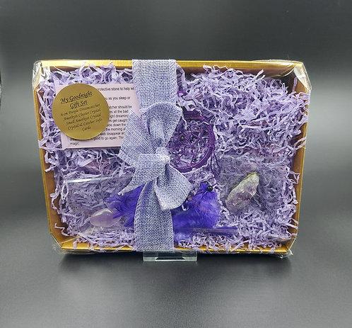 My Goodnight Crystals & Dreamcatcher Gift Set