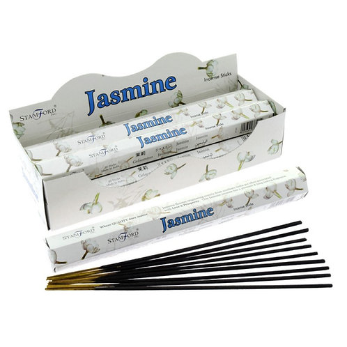 Stamford Hex Jasmine Incense Sticks