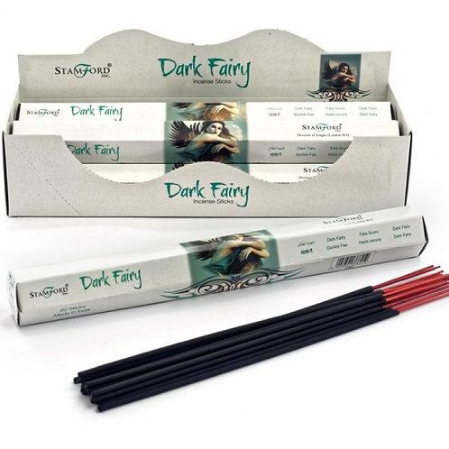 Stamford Hex Dark Fairy Incense Sticks