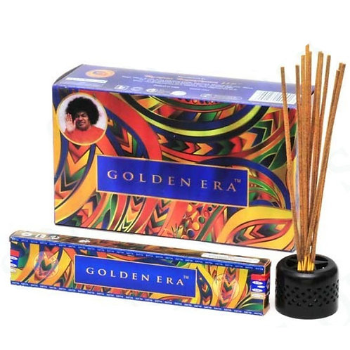 Satya Golden Era Incense Sticks 15 g