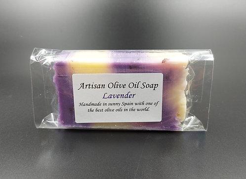 Artisan Olive Oil Soap-Lavender