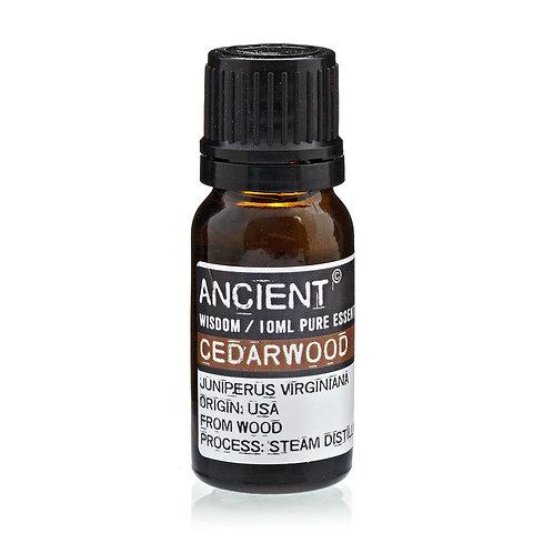 Cedarwood Essential Oil 10 ml