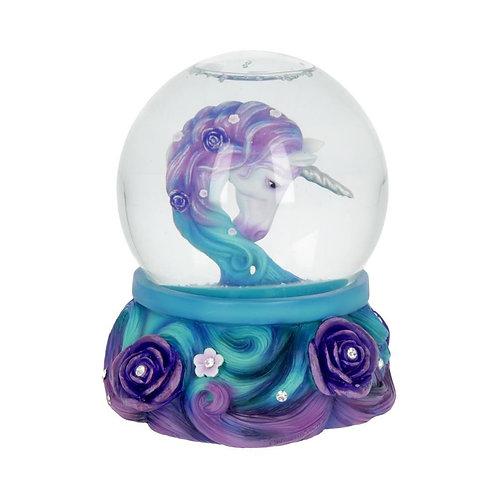 Pure Elegance Snow Globe 13.5 cm
