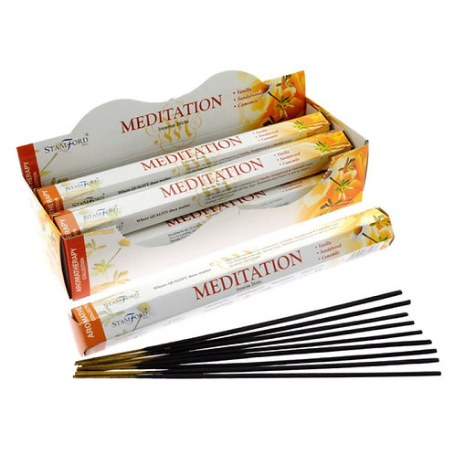 Stamford Hex Meditation Incense Sticks