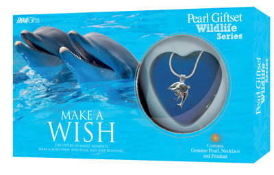 Dolphins Wish Pearl