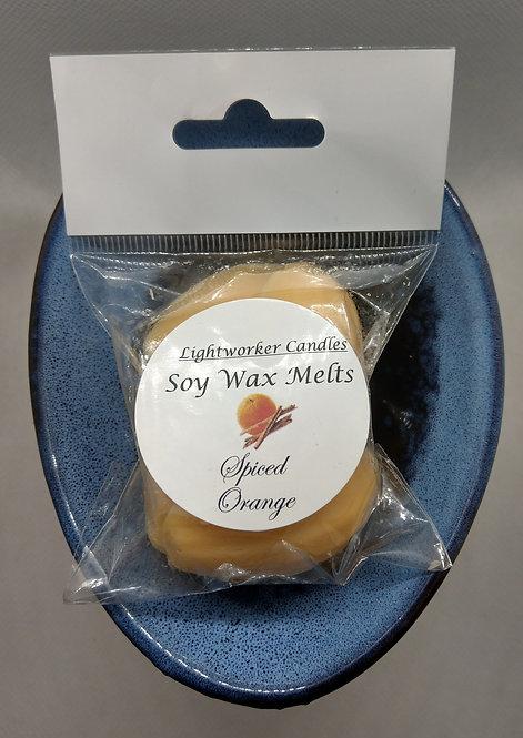 Soy Wax Melts-Spiced Orange