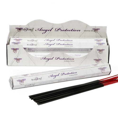Stamford Hex Angel Protection Incense Sticks