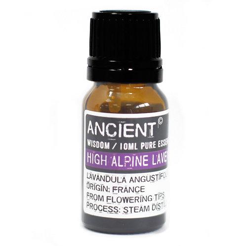High Alpine Lavender Essential Oil 10 ml