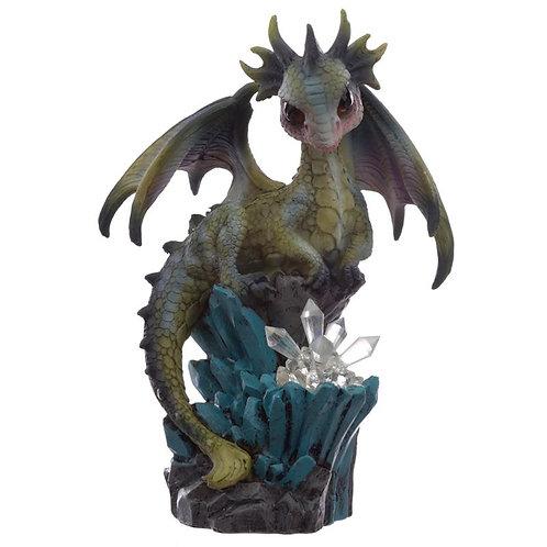 Sweet Dreams Baby Dragon - Crystal Ice Dragon