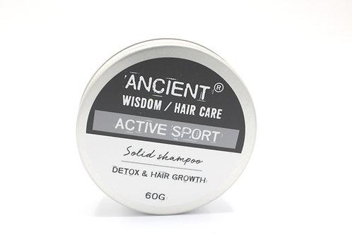 Solid Artisan Shampoo-Active Sport