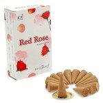 Red Rose Incense Cones