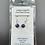 Thumbnail: Silver Plated Lapis Lazuli Earrings
