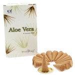 Aloe Vera Incense Cones